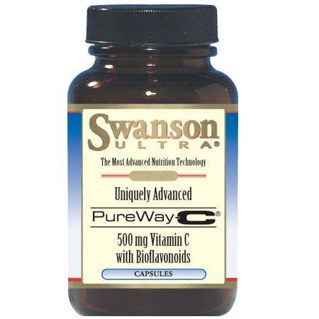 Swanson Pure Way - C 500 mg. Witamina C