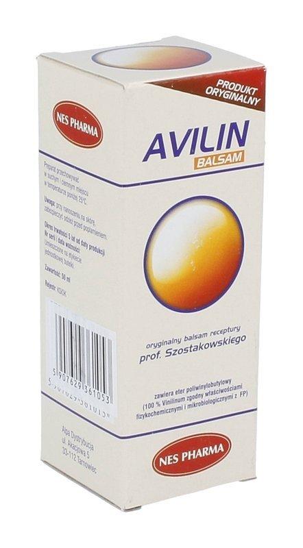 AVILIN Balsam Szostakowskiego 50 ml.