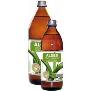 Aloes sok 1000 ml Eka Medica