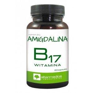Amigdalina - b17 60 kaps ALTERMEDICA