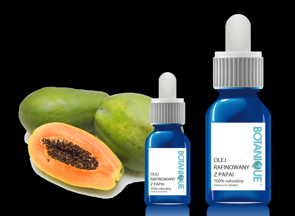 Olej z papai 30ml kosmetyczny