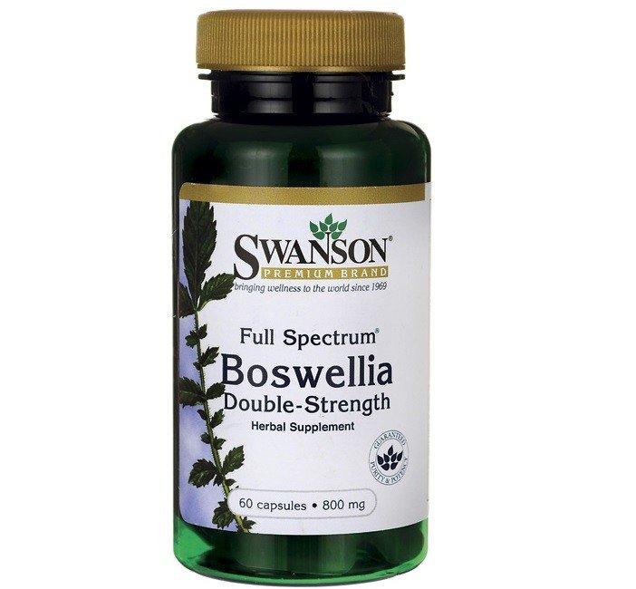 Swanson Full Spectrum Boswellia Forte 800 mg 60 kapsułek