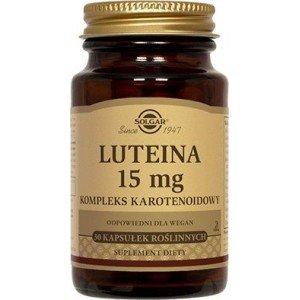 Solgar LUTEINA 15 mg 30szt.