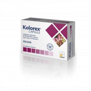 Kolorex Kapsułki przeciwgrzybicze z naturalnych składników 30 kaps.