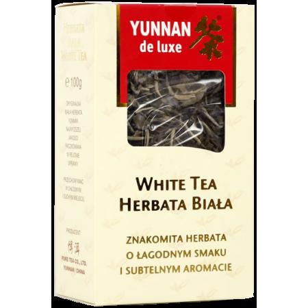 Herbata Yunnan de luxe Herbata Biała 100g