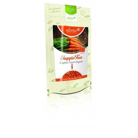 Herbata Marchwiowo Imbirowa 100g. Alveus