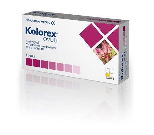 Kolorex Globulki - 6 globulek