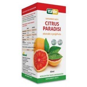 Citrus Paradisi (Citrogrept) krople - wyciąg z grejpfruta 50ml
