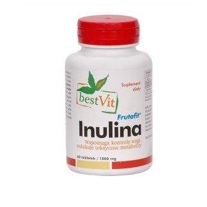 Inulina 1000 mg / 60 tabl. Best Vit
