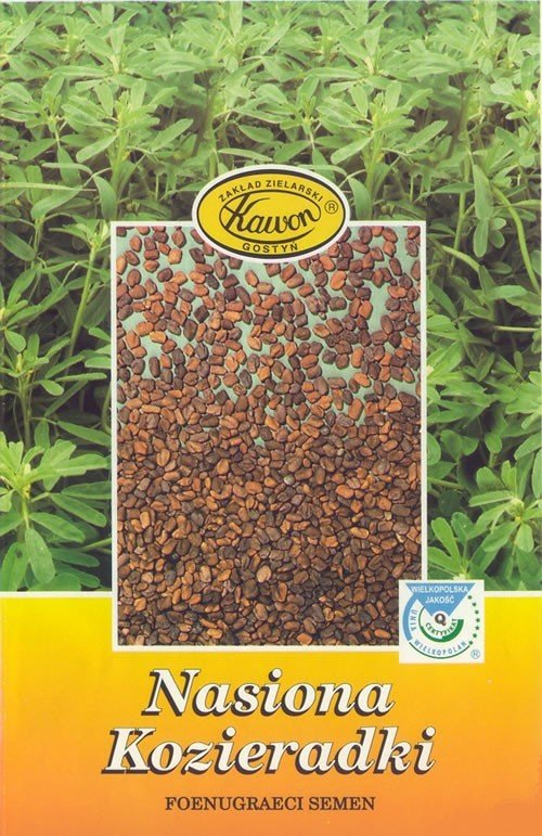 Kozieradka nasiona mielone 50g