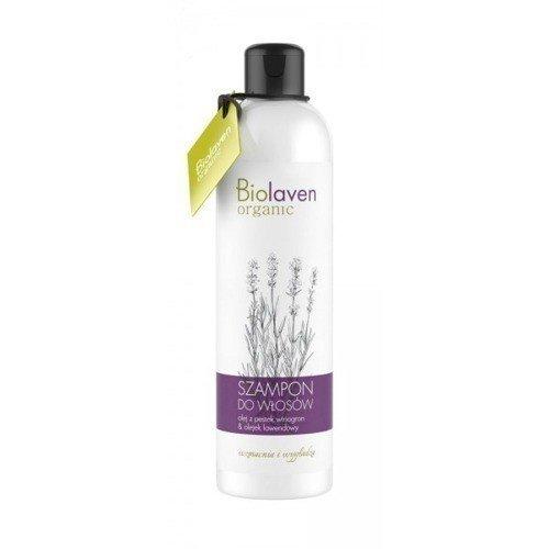 Szampon do włosów Biolaven Organic 300 ml.