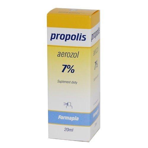 Propolis 7% w aerozolu 20 ml