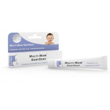 MULTI-MAM BABYDENT 15ml.