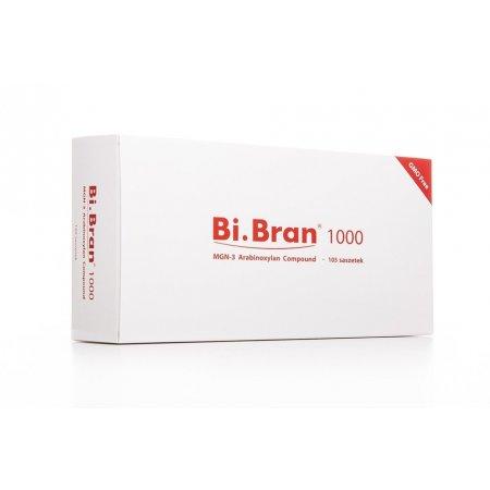 *BIOBRAN (BI.BRAN) 1000 MGN-3 105 SASZETEK