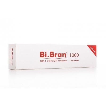 BioBran, BiBran, Bi.Bran 1000 MGN-3 30 saszetek