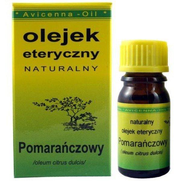 Olejek POMARANCZOWY 7 ml Avicenna