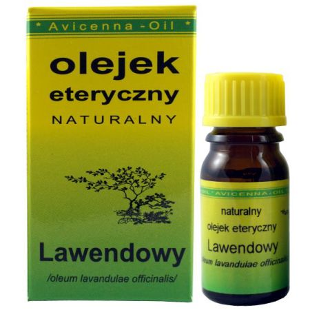 Olejek LAWENDOWY 6 ml Avicenna