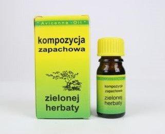 Olejek ZIELONA HERBATA (kompozycja) 7ml Avicenaa