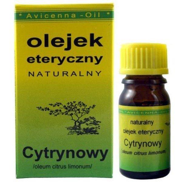 Olejek CYTRYNOWY 7 ml Avicenna