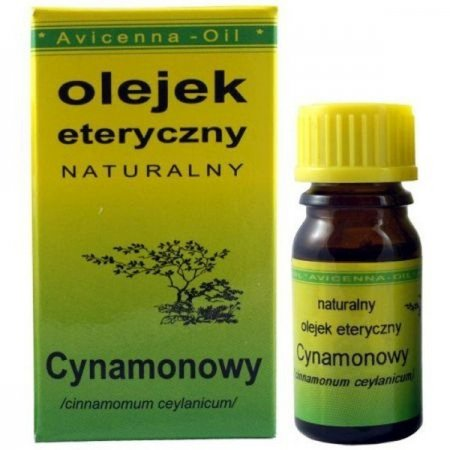 Olejek CYNAMONOWY 7 ml Avicenna