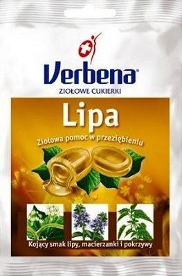Cukierki Verbena Lipa macierzanka pokrzywa