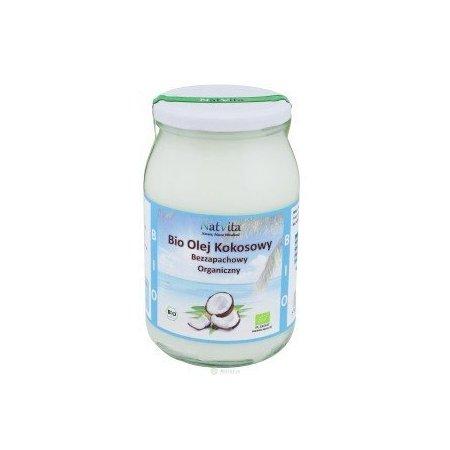 *Olej Kokosowy (coconut oil)  900ml  nierafinowany