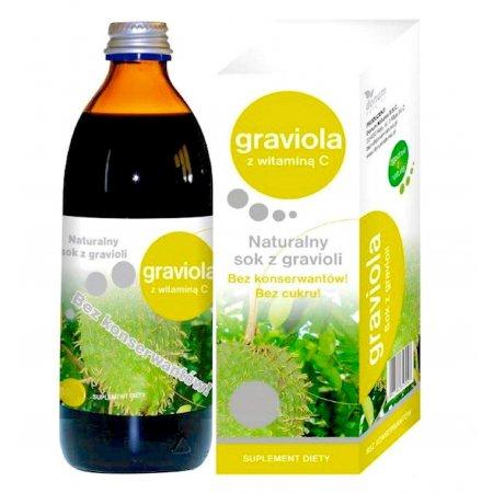 Sok z GRAVIOLI 500ml (graviola sok)