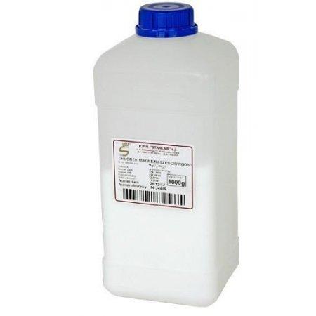 Chlorek magnezu sześciowodny CZDA 1000g