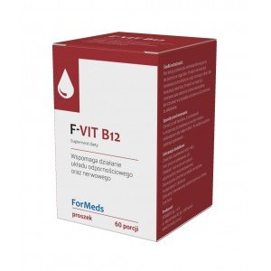 ForMeds F-VIT B12 60 porcji, proszek