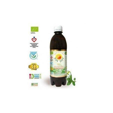 Joy Day MIĘTA - Eko Koncentrat napoju probiotycznego poj. 500 ml