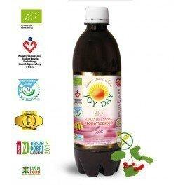 Joy Day GŁÓG - Eko Koncentrat napoju probiotycznego poj. 500 ml