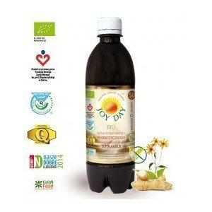 Joy Day TOPINAMBUR - Eko Koncentrat napoju probiotycznego poj. 500 ml