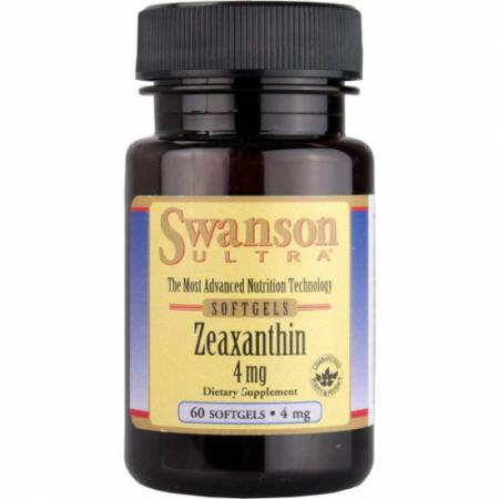 Zeaxantyna 60 kap. 4mg