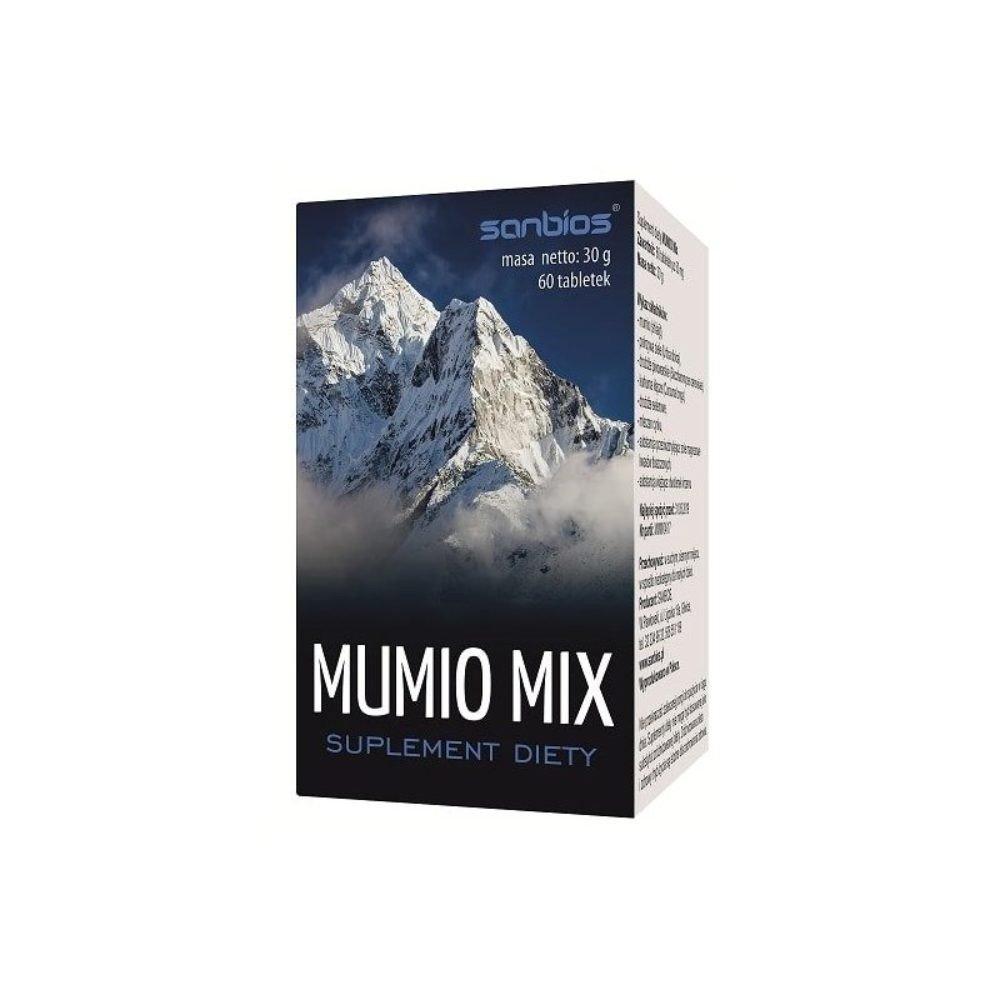 SANBIOS Mumio MIX 60 tabl.