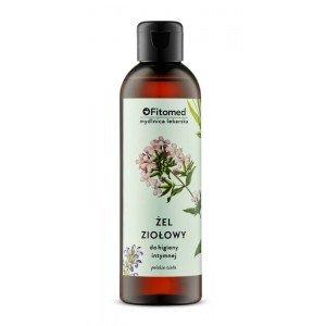 Żel ziołowy do higieny intymnej, łagodny (Mydlnica lekarska) 200 ml