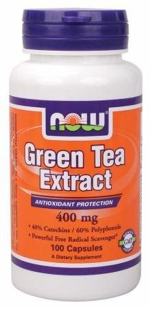 GREEN TEA EXTRACT 400MG 100 KAPS.