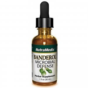NutraMedix, Banderol - Microbial Defence 30ml