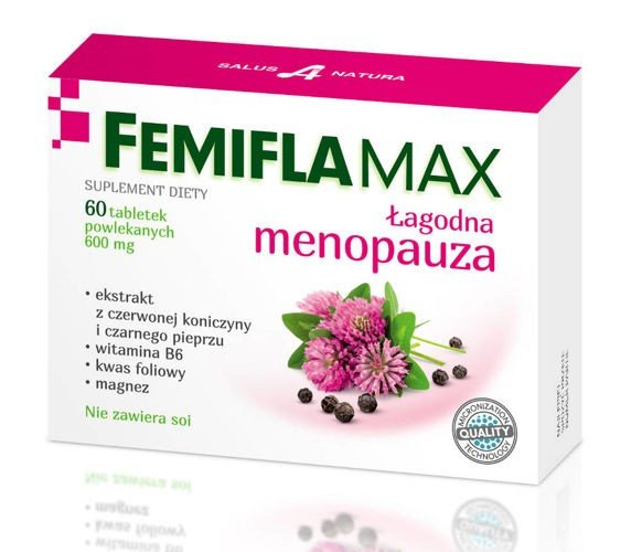Femiflamax, 60 tab. 600mg