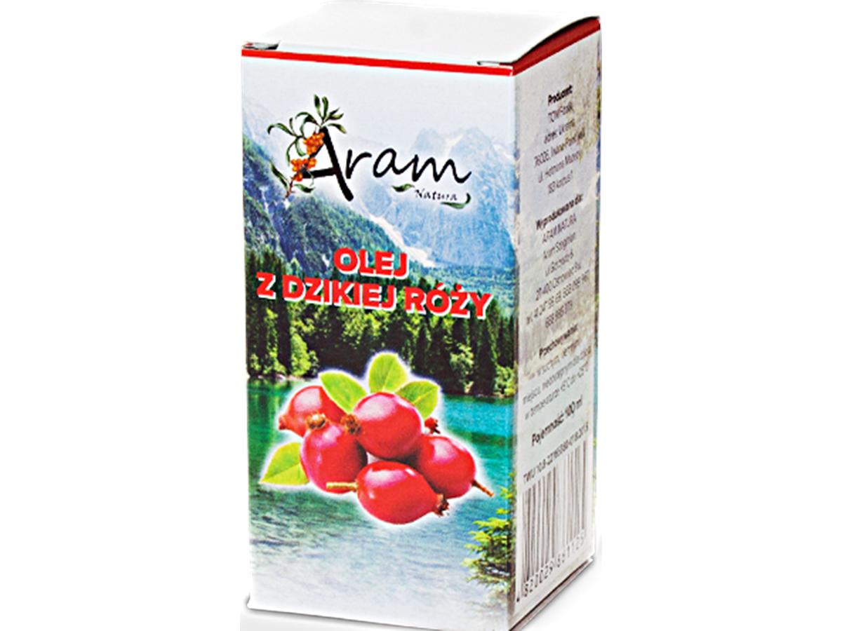 ARAM, Olej z dzikiej róży, 100ml.