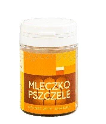 NANGA, Mleczko Pszczele, 30kap, 200mg.