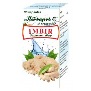 HERBAPOL, Imbir, 30 kap.