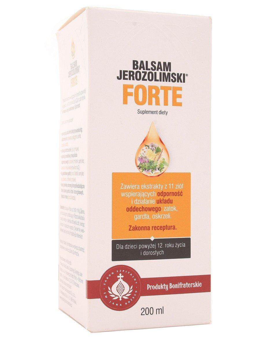 Balsam Jerozolimski Forte, 200ml.