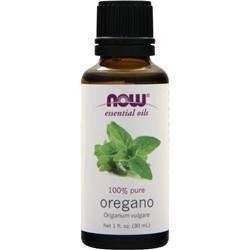 NOW FOODS, Oil of oregano 100%,30ml.