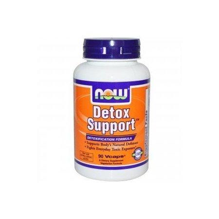 NOW FOODS, Detox Support, 90kap.