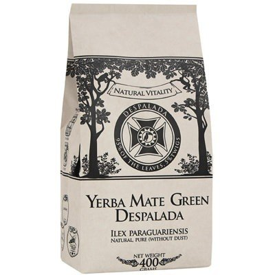 Yerba Mate Green Despalada, 400g.