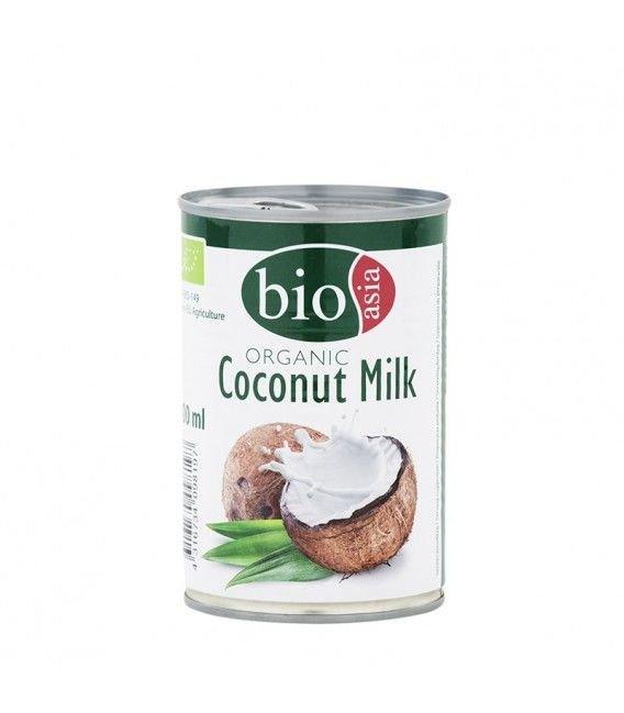 Mleczko Kokosowe Bio, 400ml.