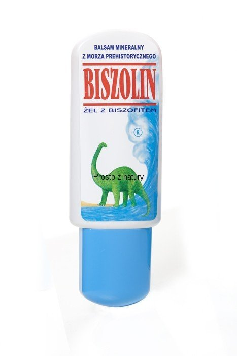 Biszolin - Żel z Biszofitem, 100g.