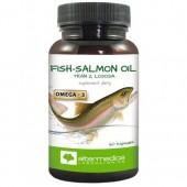 Fish-Salmon Oil (tran z łososia) kaps. 60k