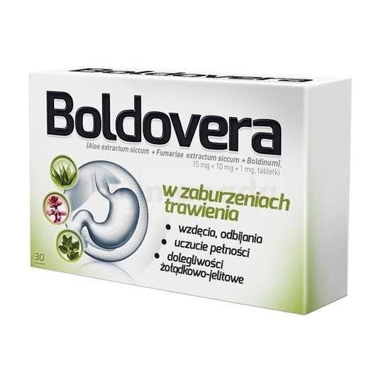 Aflofarm, Boldovera, 30 tabl.