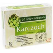 COLFARM, Karczoch(zioła w tabletkach), 60tabl.